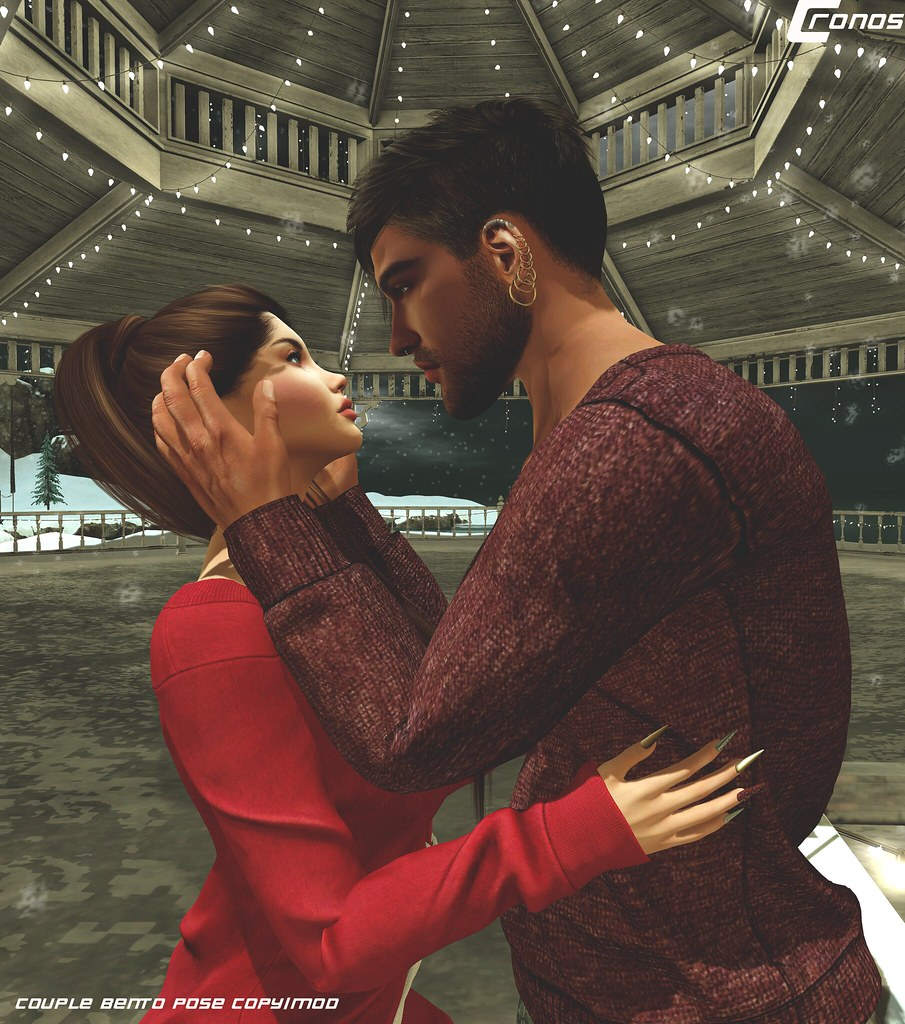 *Cronos Store* Love - Couple Pose (Gift Vip Group)