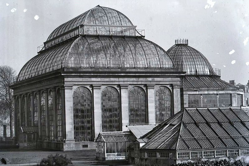 Temperate Palm House & Tropical Palm House