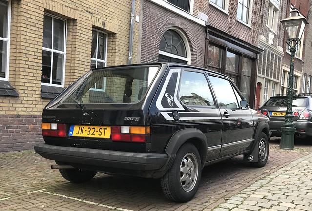 1983 Volkswagen Golf 1.5 C Scorpion