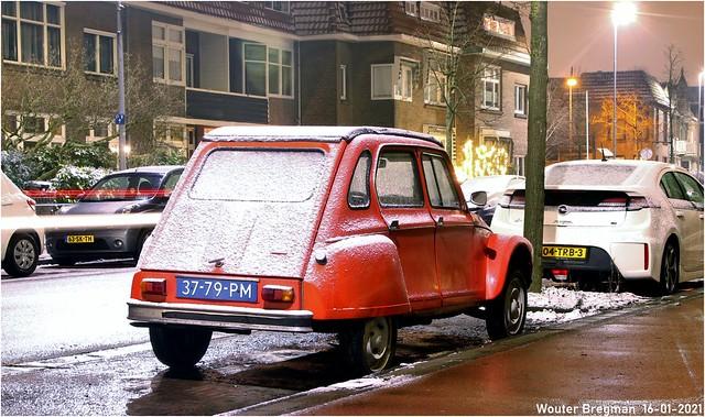 Citroën Dyane 1970