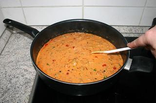 43 - Stir & bring to boil / Verrühren & aufkochen lassen