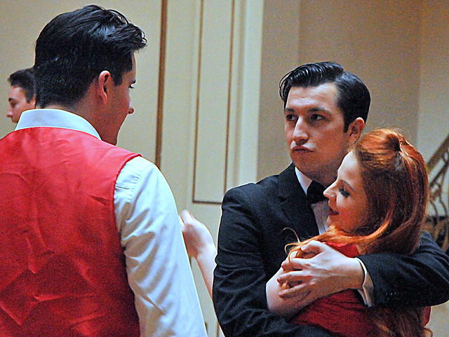Harry, Connor & Caitlin