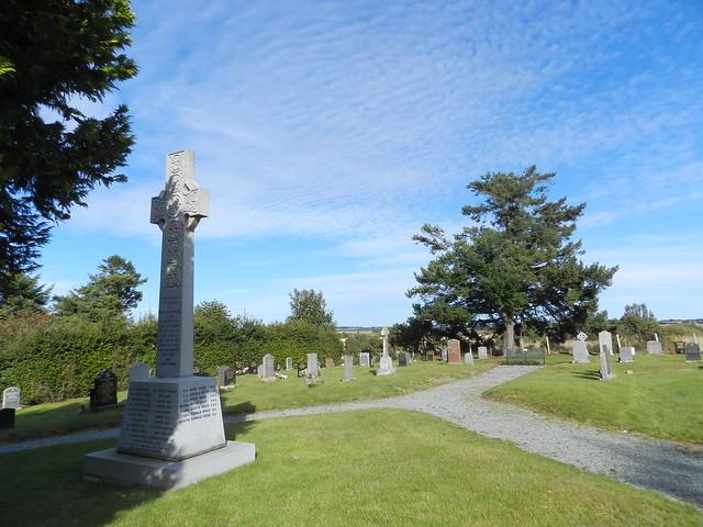 Nigg War Memorial, Easter Ross, Oct 2020
