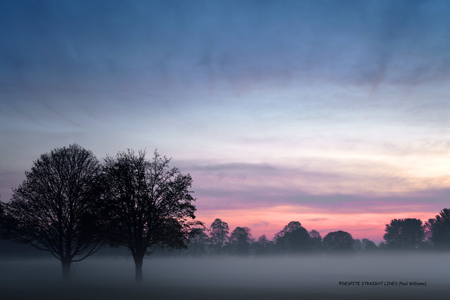 Break the dawn with colour  -  (Published by GETTY IMAGES)