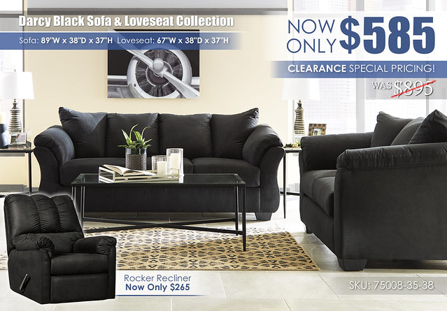 Darcy Black Sofa and Loveseat_75008-38-35-T003
