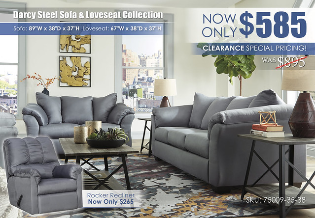 Darcy Steel Sofa and Loveseat_75009-38-MOOD-H