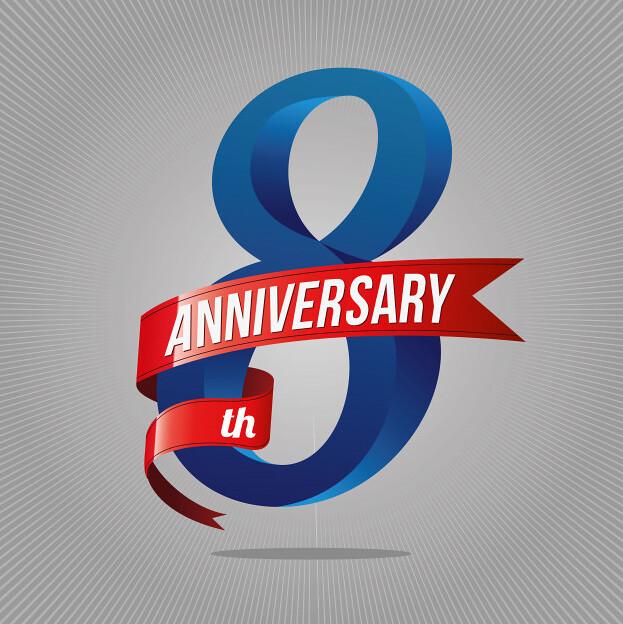 My blog turns 8!