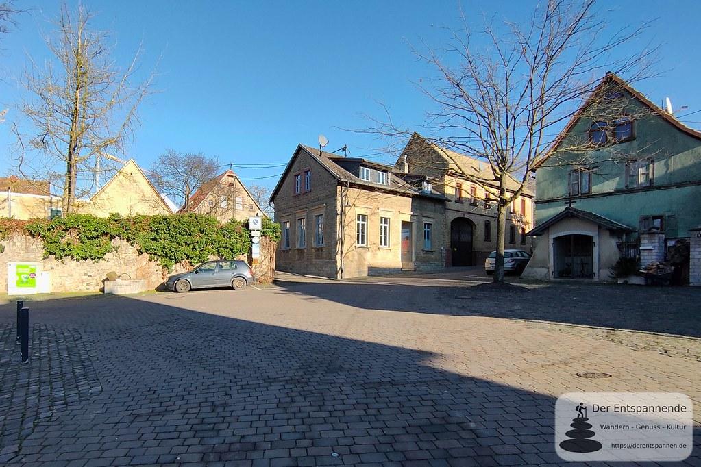 Freier Platz in Weinolsheim