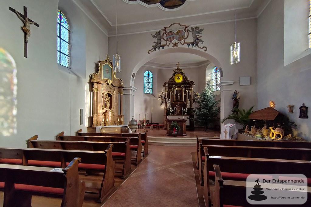 Katholische Kirche St. Peter in Weinolsheim