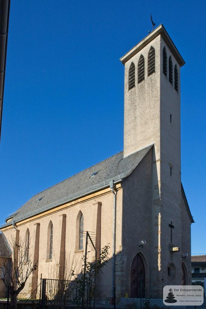 Kirche Christkönig in Köngernheim