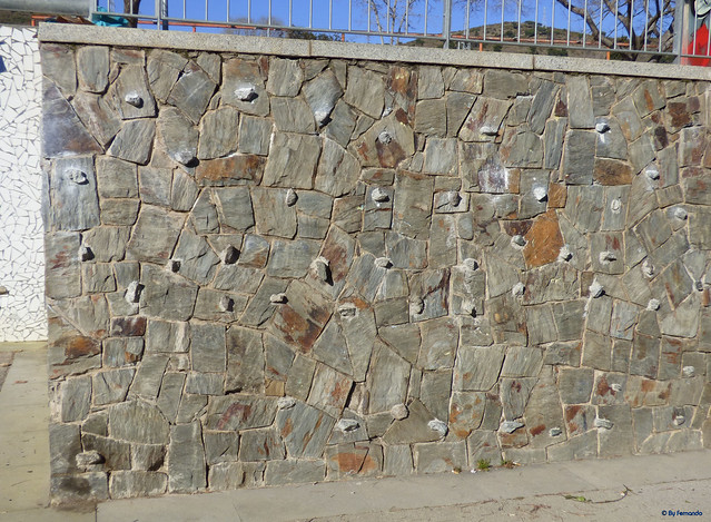 Boulder Urbano del Guinardó -02- Zona vertical 02