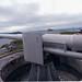 6in Mk VII Gun, Ruperts Tower Battery, Fort Davis, Cobh, Ireland
