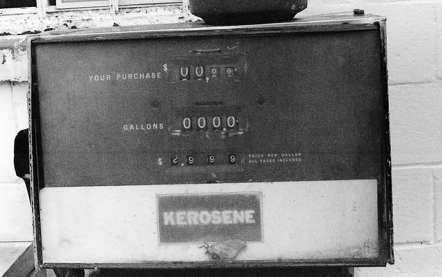 Kerosene & Gasoline
