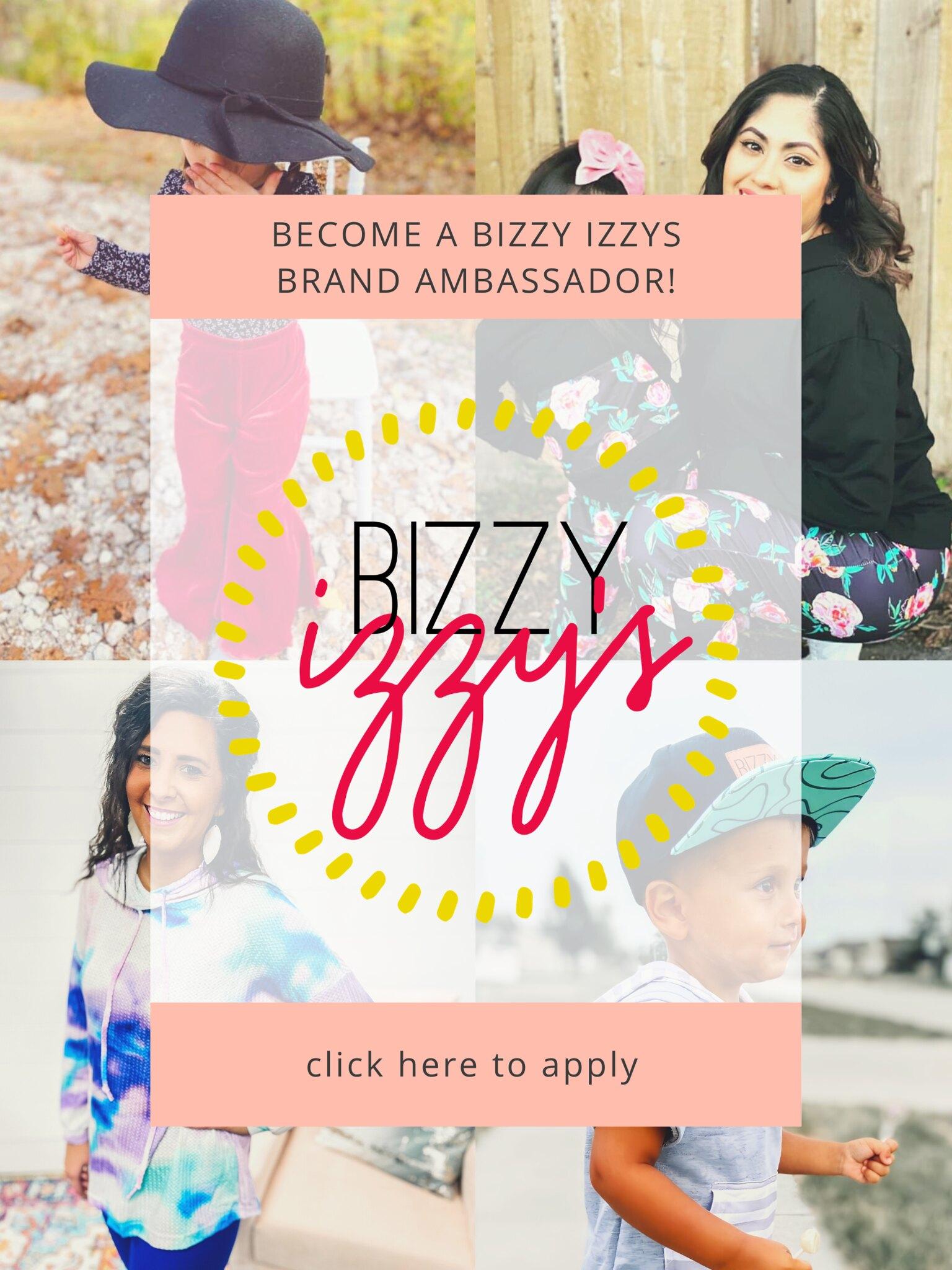 Bizzy Izzys Brand Ambasador