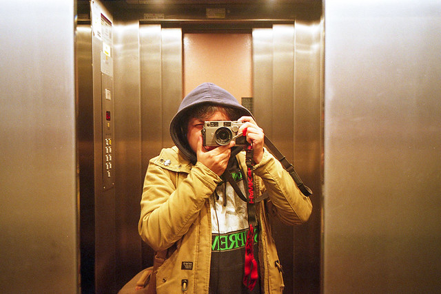 Self-portrait, Madrid