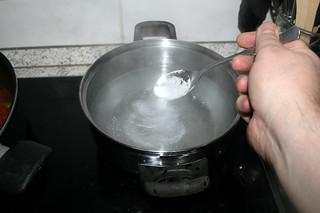 39 - Salt water / Wasser salzen