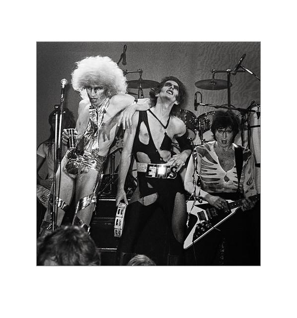 Glam rock galore
