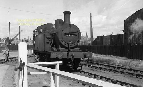 Barrow Docks, 47317 ca 1962