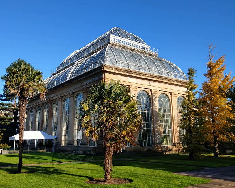 Temperate Palm House