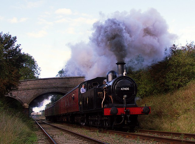 'Spectacular Jinty' storms past Woodthorpe