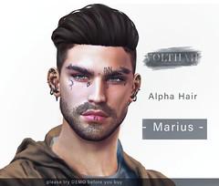 Marius Hair@ Equal10