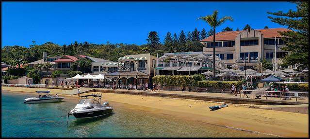 The Beach Club, Watson's Bay - Sydney