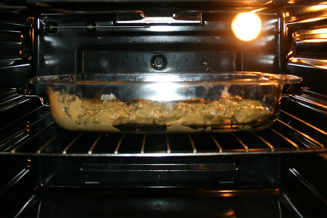 20 - Bake in oven / Im Ofen backen