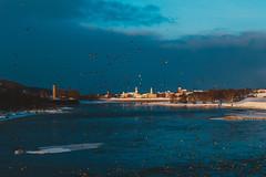 Old town skyline | Kaunas aerial