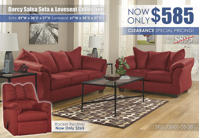 Darcy Salsa Sofa and Loveseat_75001-38-35-T003