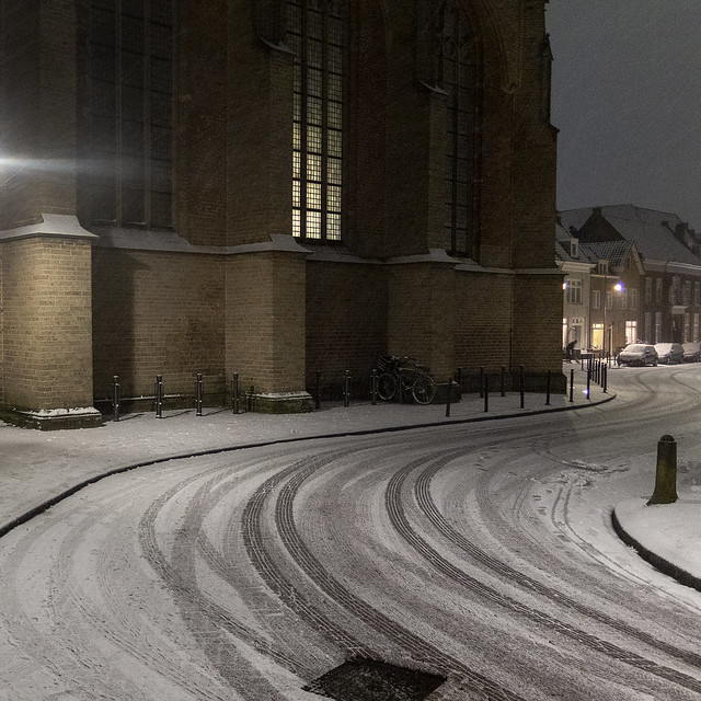16 januari 2021, Zaltbommel