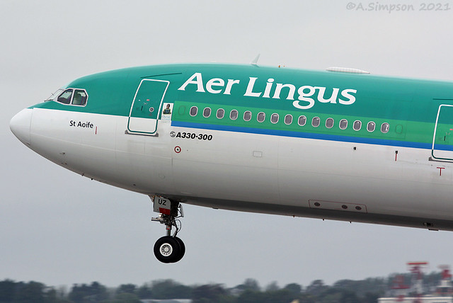 Aer Lingus - EI-DUZ - Dublin International Airport (DUB/EIDW)