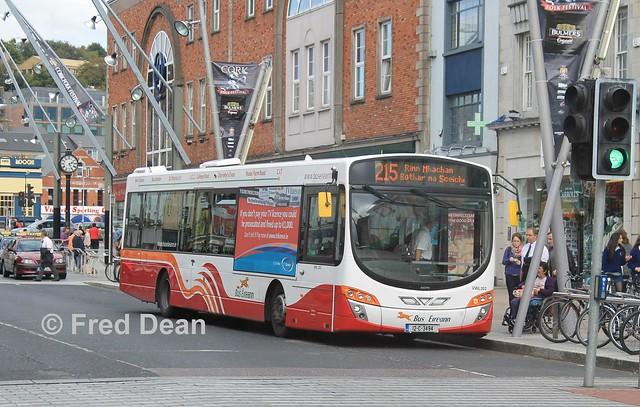 Bus Eireann VWL302 (12C3494).