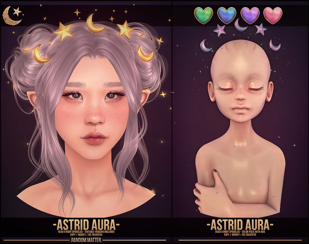 Astrid Color Pack – Saturday Sale