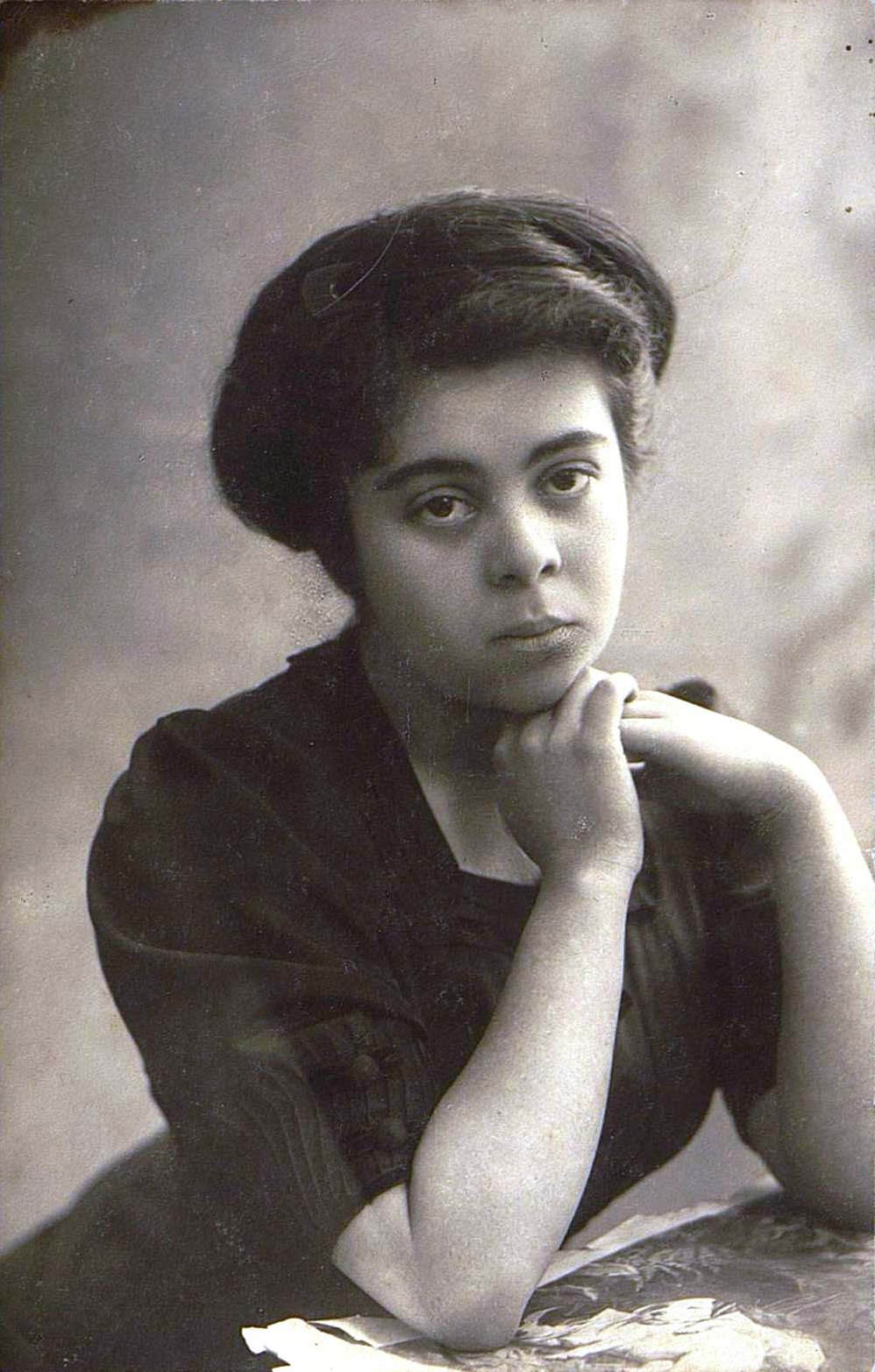 Богдановская Н.Д. 1911
