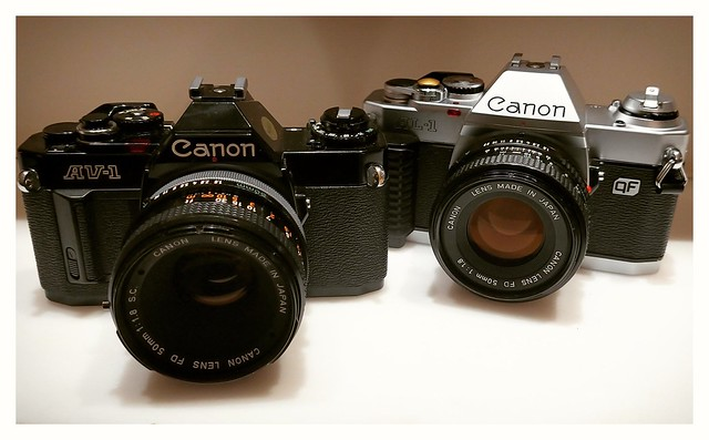Canon underdogs
