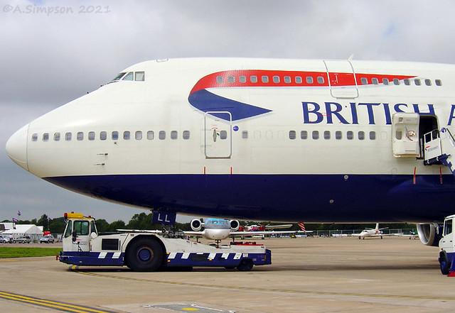 British Airways - G-BNLL - RAF Fairford (FFD/EGVA)