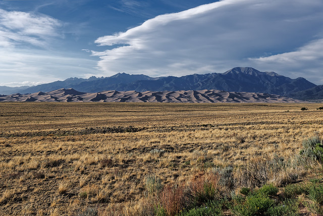 No Need to Rent Time in Nature (Great Sand Dunes National Park & Preserve)