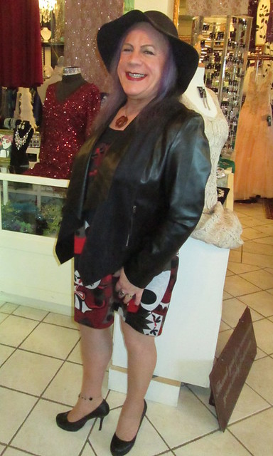 At Tish's Fashions & Finery