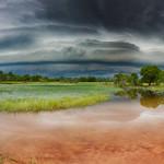 Howard Springs Shelf Cloud