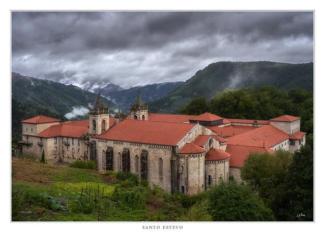 Monasterio de Santo Estevo 2