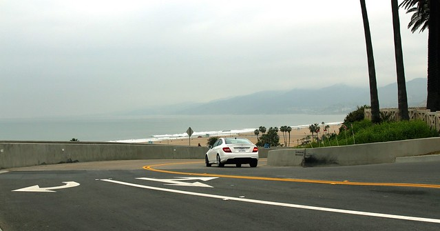 Road to PCH Highway