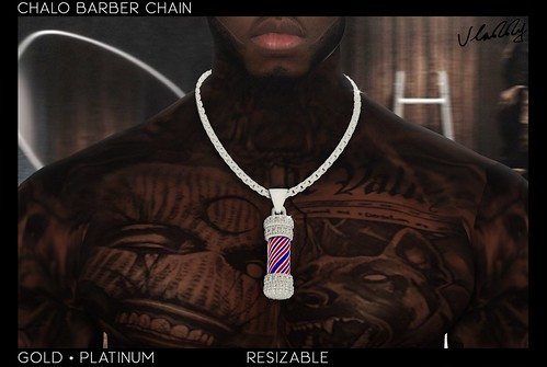 Vladdy // Chalo Barber Chain (GROUP GIFT)