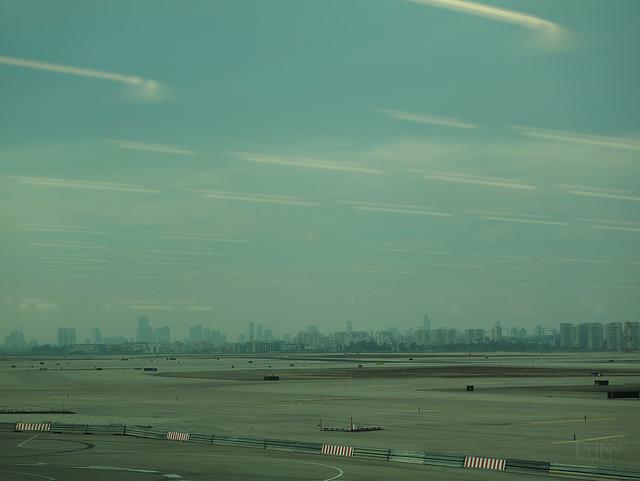 2020 Airport Cityscape