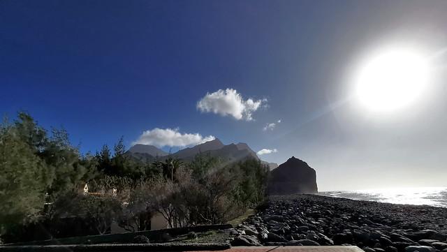El Charco de La Aldea playa La Aldea de San Nicolás de Tolentino Gran Canaria 02