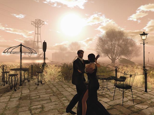 Ocho Tango Place-Dancing Til the Sun Goes Down