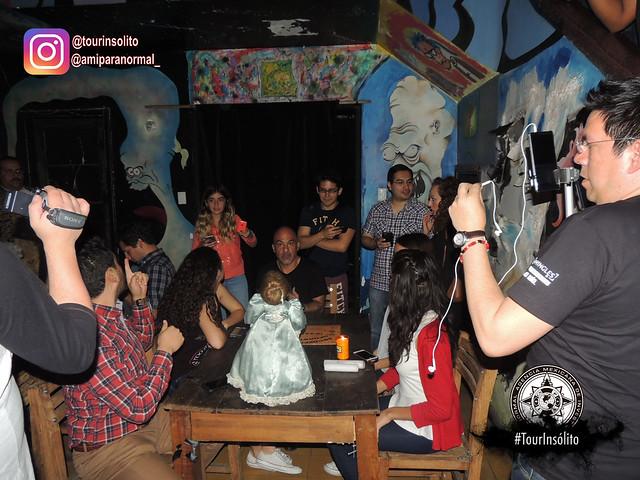 #TourInsólito el evento de la Agencia Mexicana de Investigación Paranormal