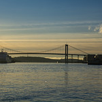 16. Jaanuar 2021 - 15:50 - Main Bridge between Gothenburg and Hisingen Island