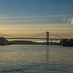 16. Jaanuar 2021 - 15:50 - Main Bridge between Gothenburg and Hisingen Island