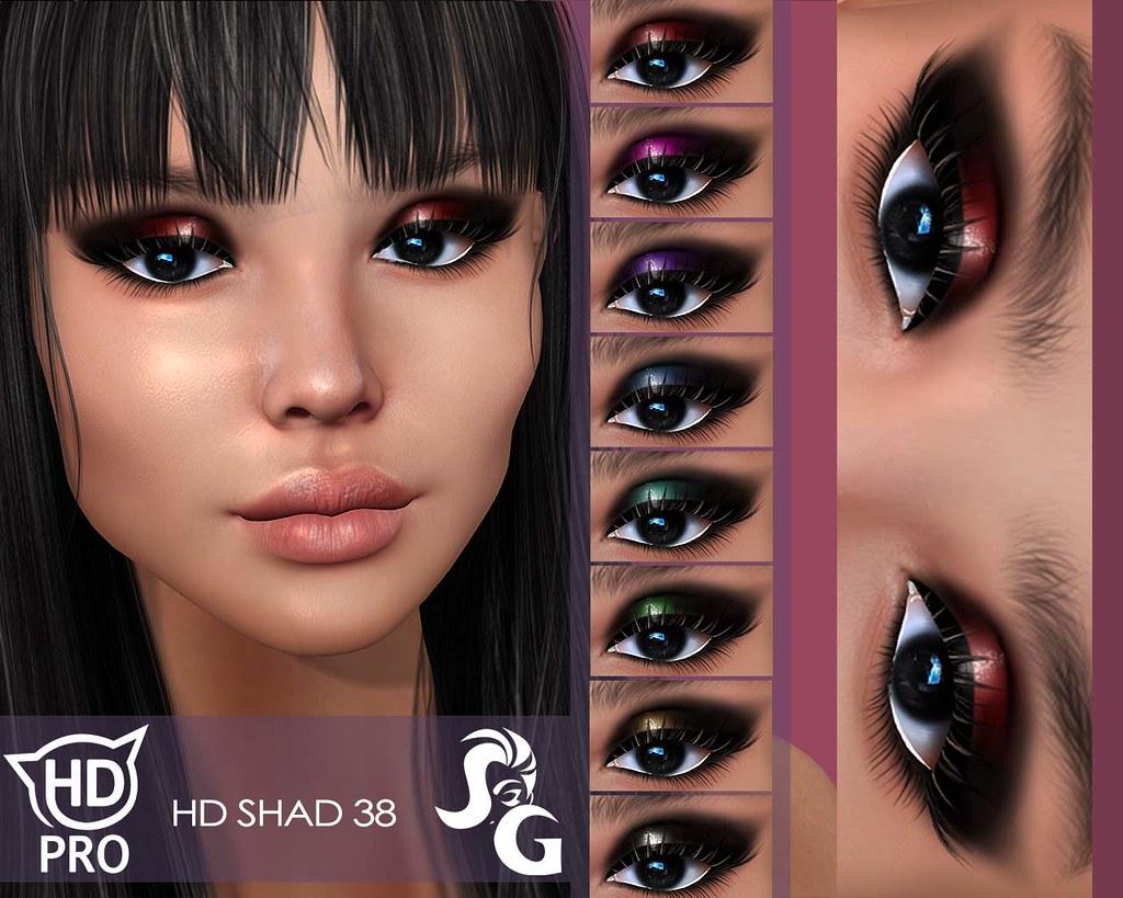 HDPRO HD Shadow 38 @ Sense Event