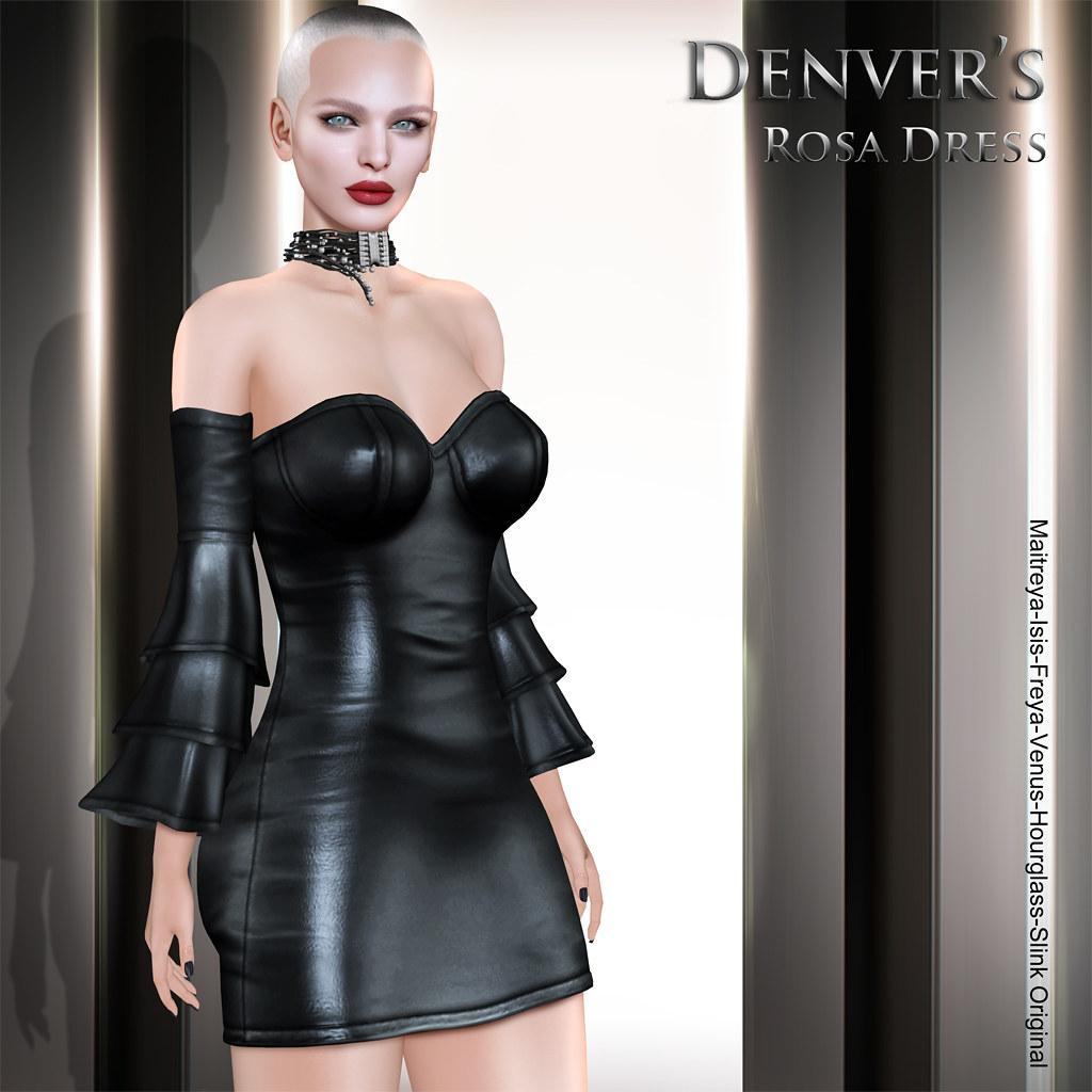 Denver's Rosa Dress MP